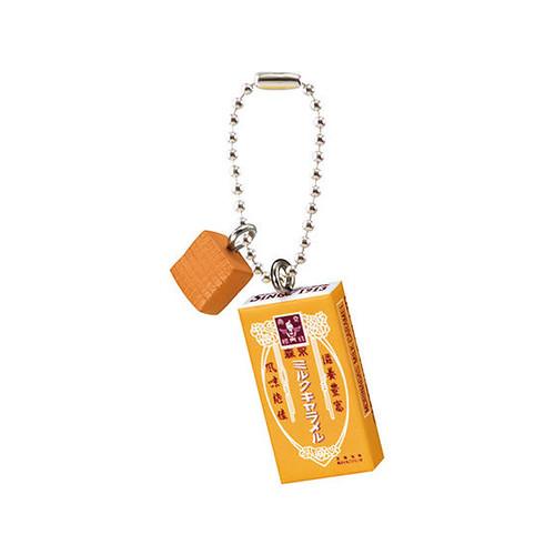 看了好想吃~GASHAPON x 森永製菓 推出「森永製菓珠鍊吊飾」轉蛋