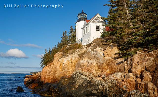 Bass Harbor Head Light, Acadia N.P., Maine