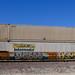 SoCal Freight Graffiti Benching, Cajon Pass (12-20-2020)