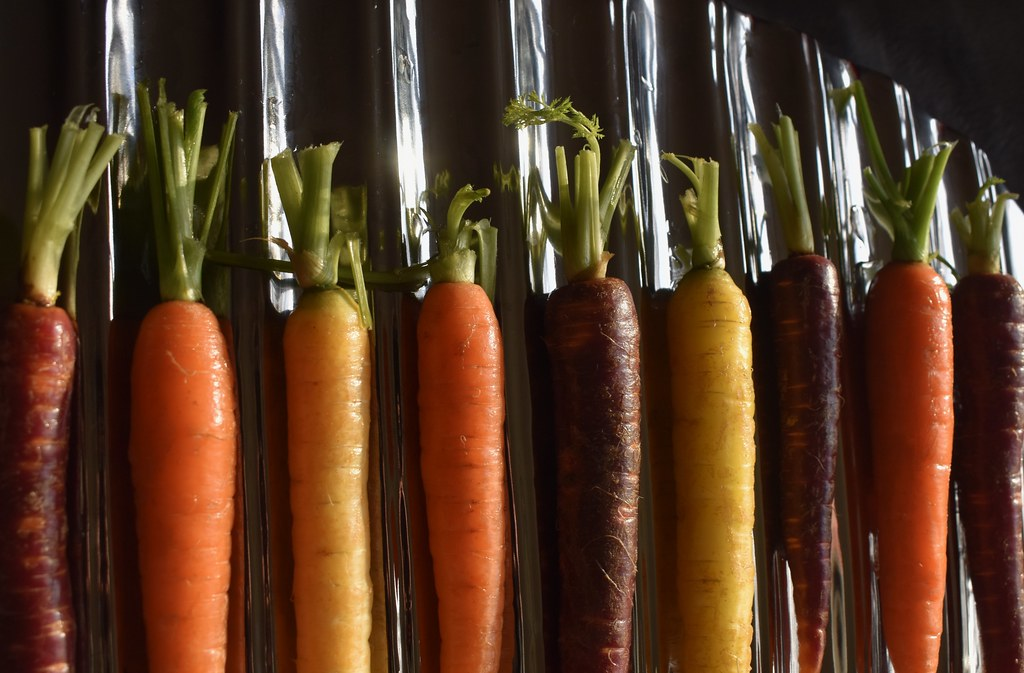 ONE CARROT A DAY , KEEPS THE DOCTOR AWAY  ( 2 )