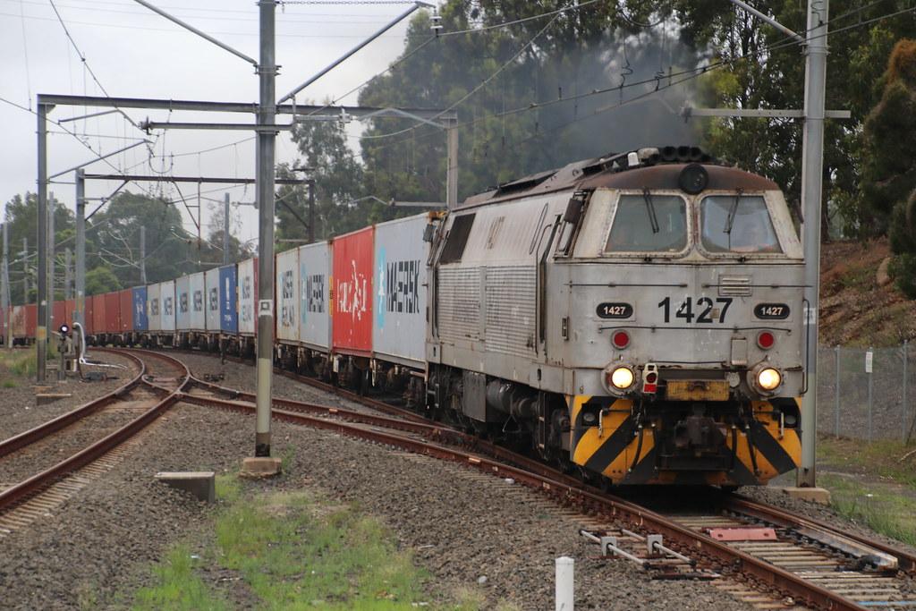 QUBE Logistics' - T260 - Villawood, NSW