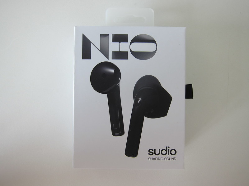 Sudio Nio - Box Front