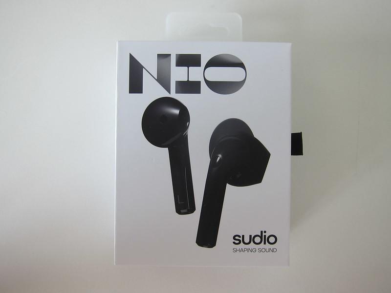 Sudio Nio - Box Front