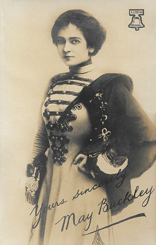 May Buckley