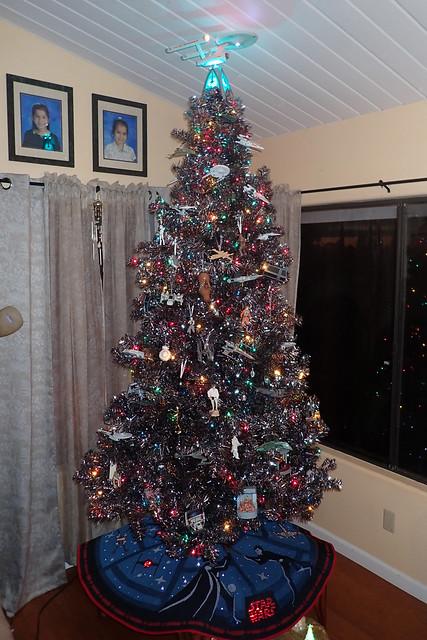 Sci-Fi Christmas Tree 2020