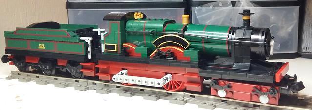 GWR 'City of Truro' locomotive