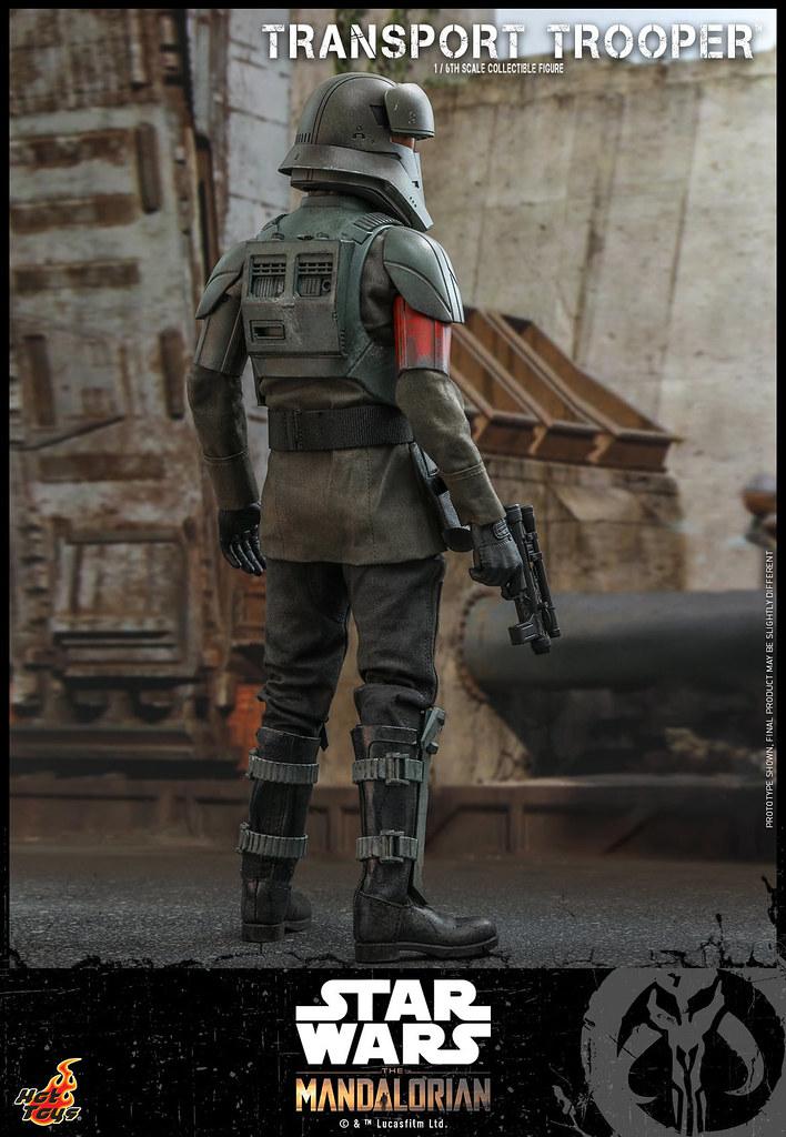 Hot Toys -TMS030-《曼達洛人》帝國運輸兵(Transport Trooper)1/6比例人偶