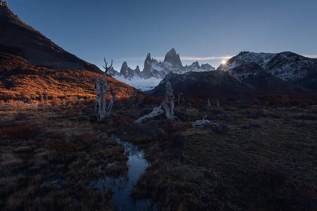 In the Valley of Patagonia