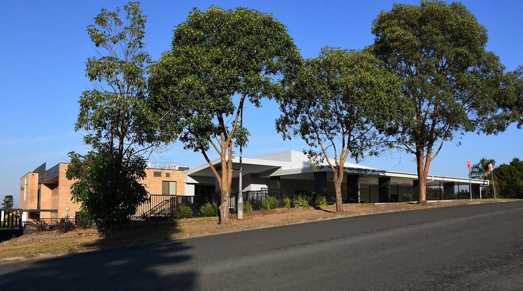 St Paul's Anglican Church, Carlingford, NSW.