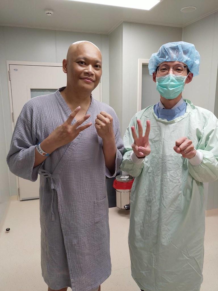 [新聞] 歷經2次骨髓移植 潘忠韋平安夜返家