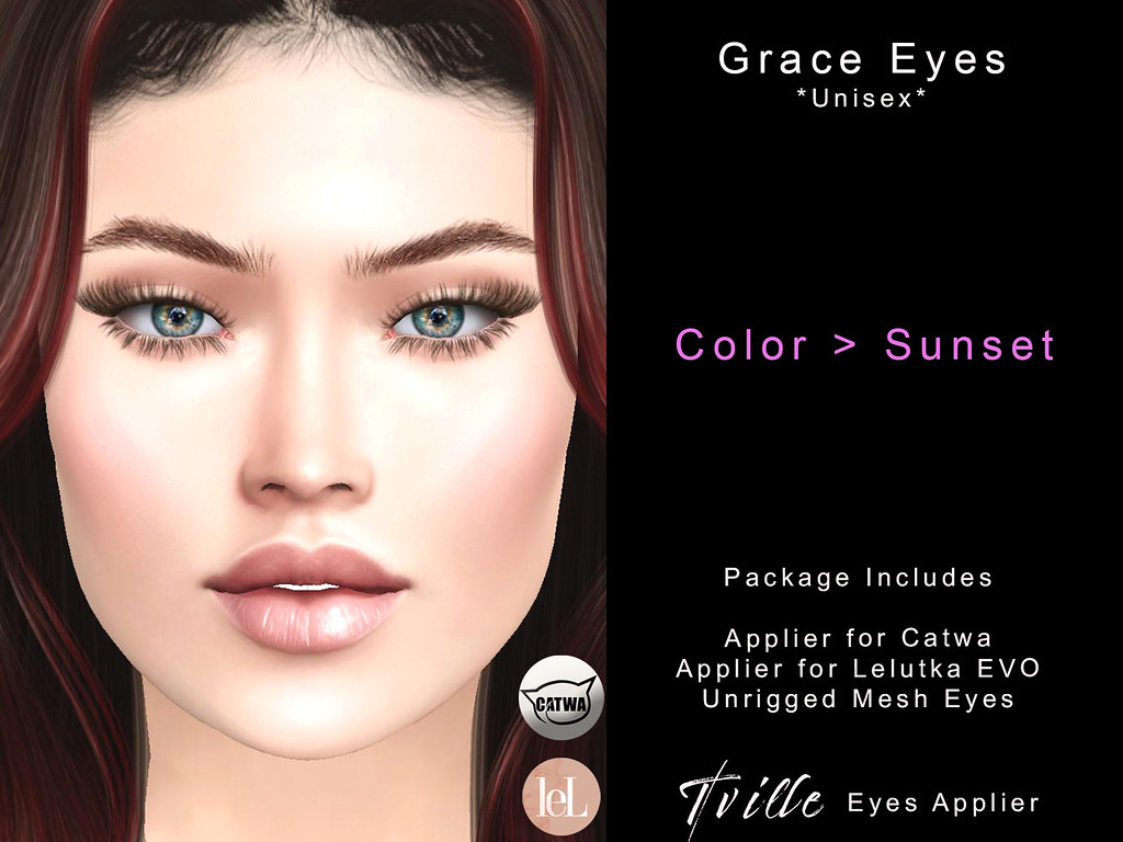 Tville – Grace Eyes *sunset*