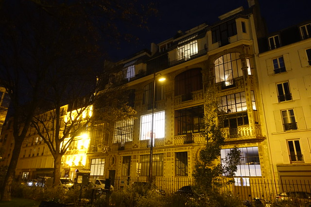 PARIS - Art nouveau / Arch. André Arfvidson