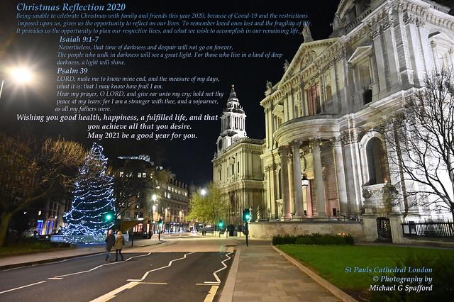 Christmas Reflection 2020