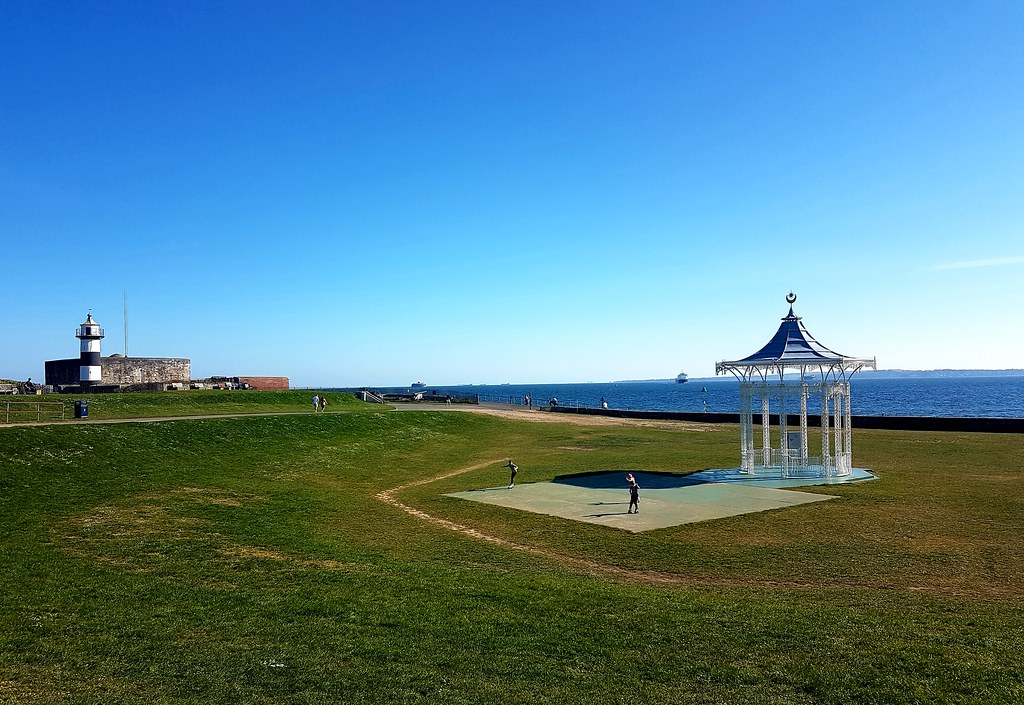 Bandstand, Clarence Ground, Portsmouth