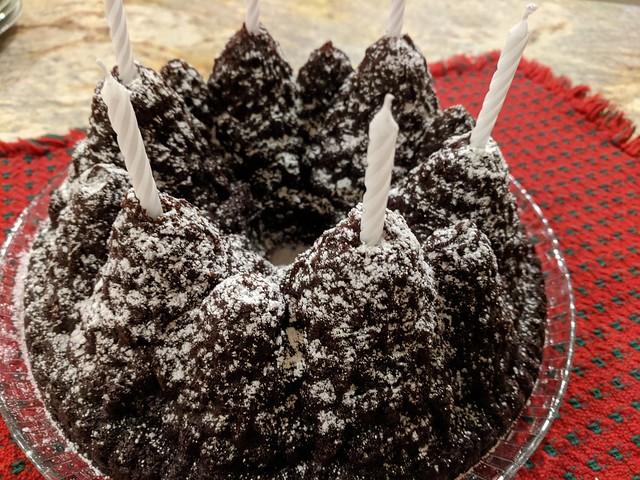 Happy Birthday, Jesus! Birthday Cake