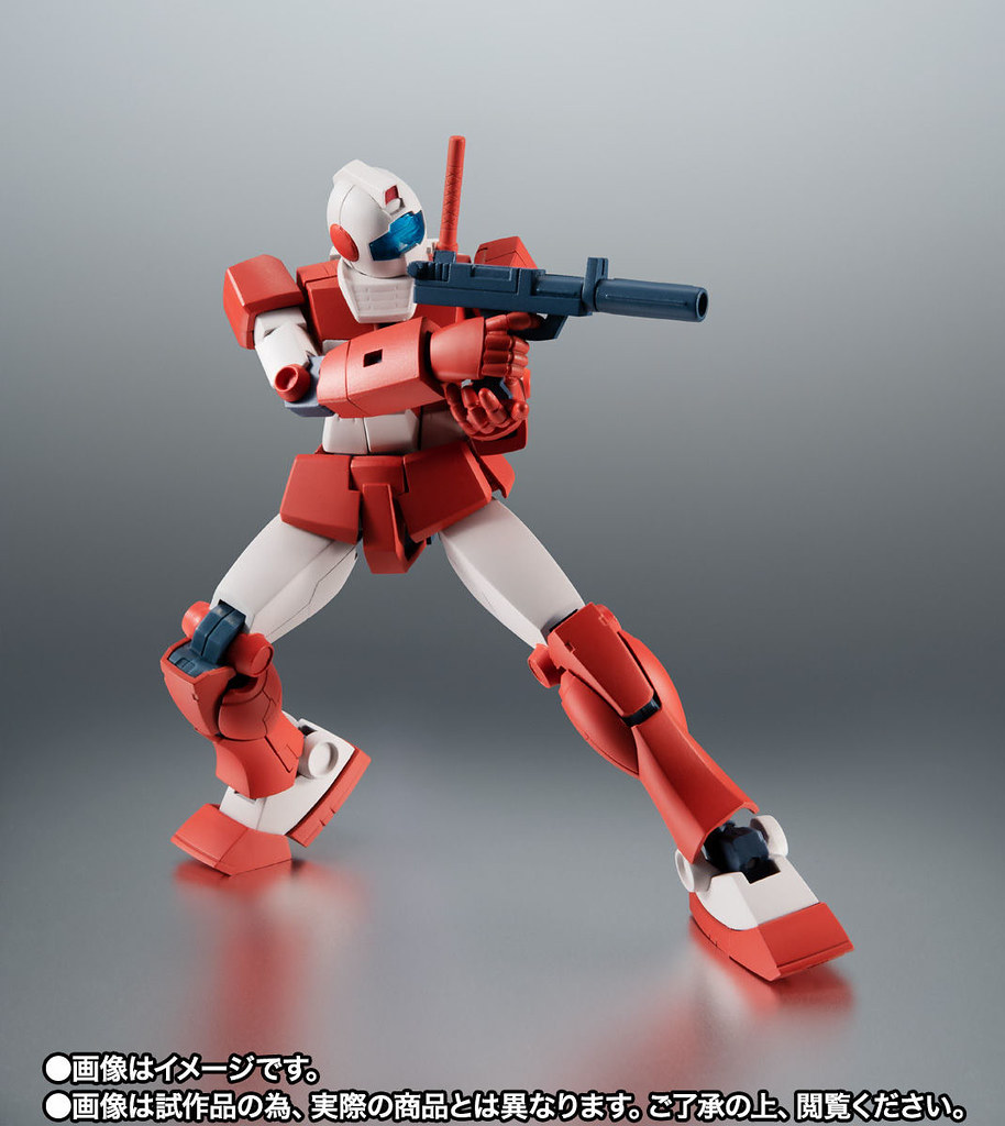 ROBOT魂「輕裝型吉姆 ver. A.N.I.M.E.」明年 05 月發售 一擊脫離特化機登場!