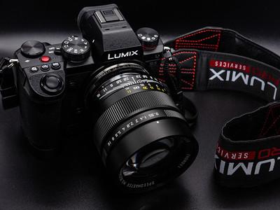 LUMIX S5 + ZHONG YI OPITCS SPEEDMASTER 50mm F0.95