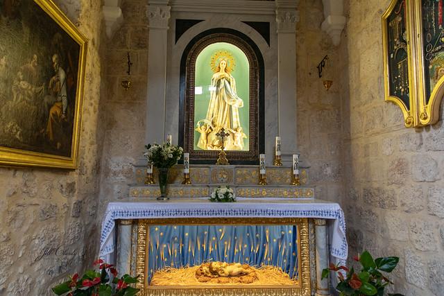 Armchair Traveling - Church of the Nativity in Bethlehem