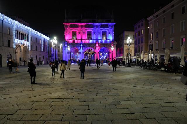 Piazza Loggia di Brescia