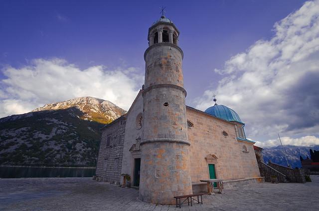 Water Monastery