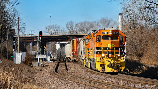 Eastbound Manifest in Independence, MO