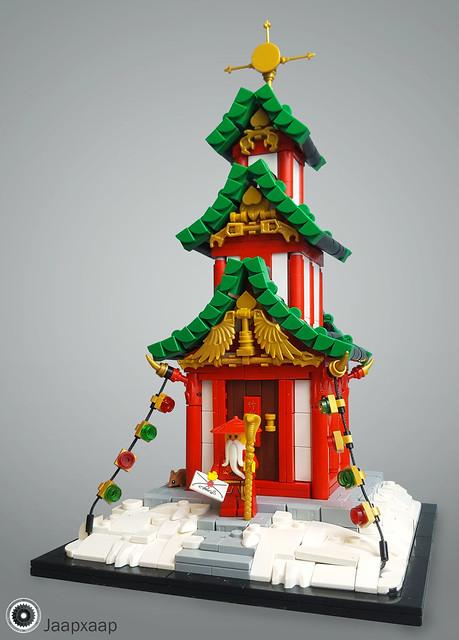 A Ninjago Christmas