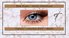 Tville - Bea Eyes *Amethyst*