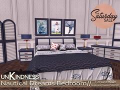 uK - Nautical Dreams Bedroom - TSS