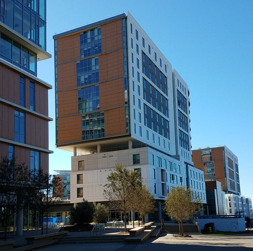College Residence Buildings