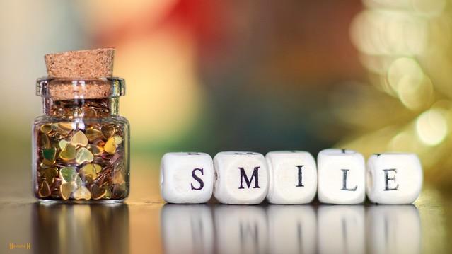THE WORD SMILE #SmileOnSaturday - 9224