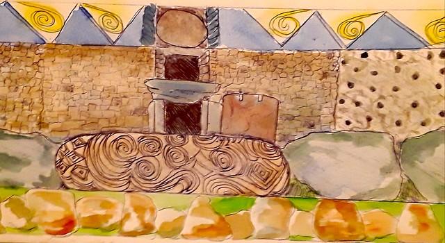 Ancient Burial Tomb
