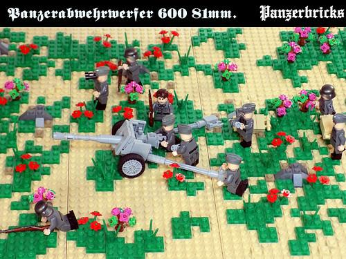 PaW 600 de Panzerbricks