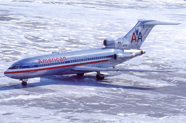 N1909 Boeing 727-23 19182 YYZ 1981