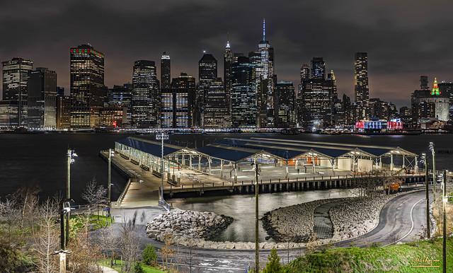 Manhattan Views - Brooklyn Bridge Park Pier 2