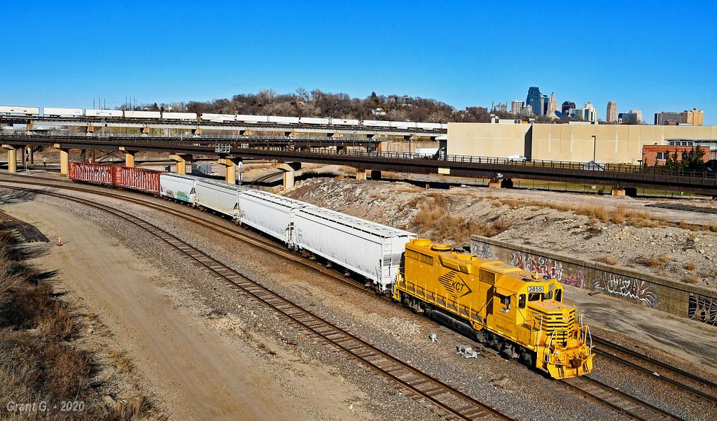KCTL Yard Job in Kansas City, MO