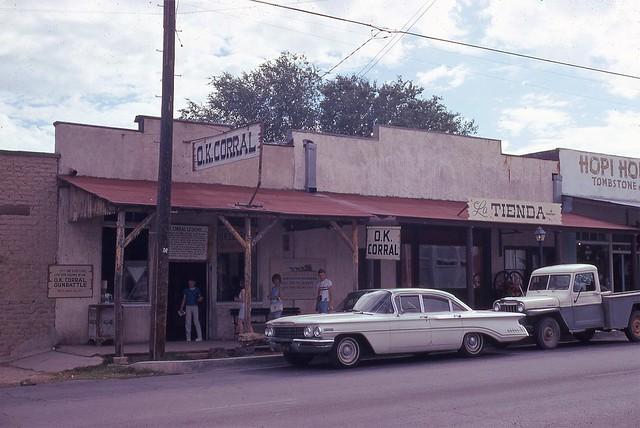 Tombstone, Arizona. 1967