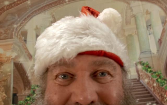 DSC_8533 Ho Ho Ho!  Bah Humbug! Wishing you a Safe and Boring Christmas Cheers!