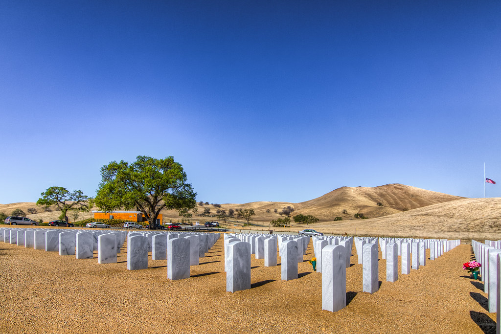 Bakersfield National Cemetery 2014 03 14 11