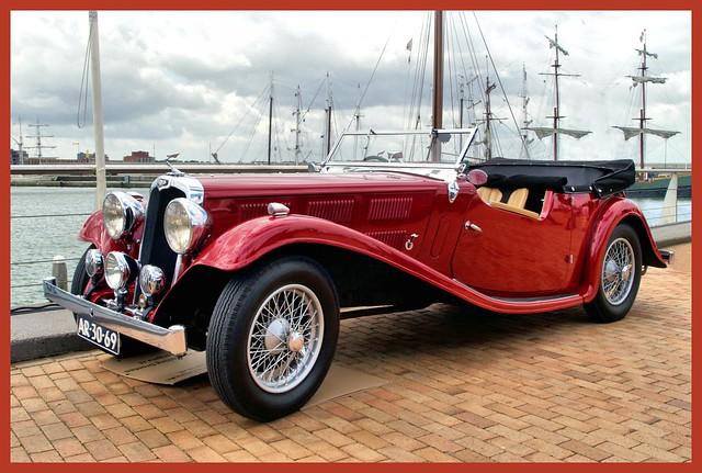 1935 Triumph Gloria Six