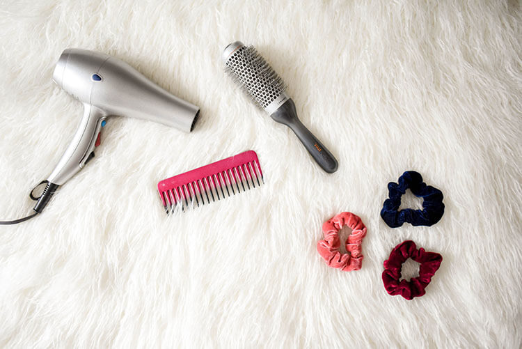 hair care routine for Singaporean