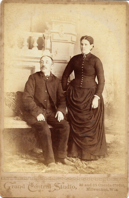 Joachem & Bertha Boers