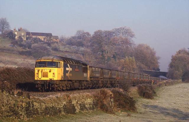 56124 At Milford. 29/11/1985.