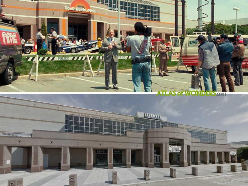 Southfields Mall