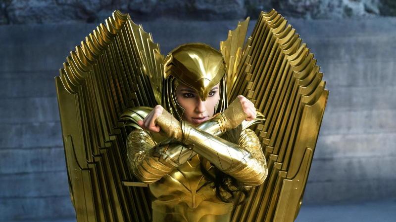 Armadura de oro de Asteria