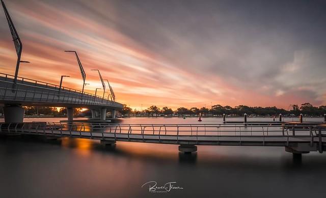 2020 Christmas Day Mandurah Western Australia