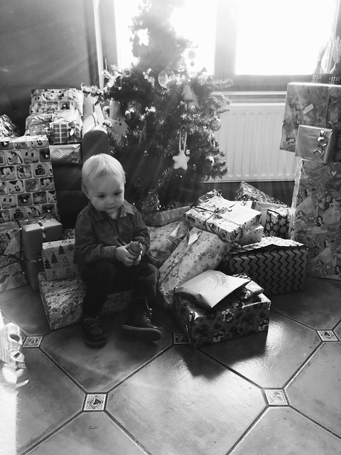 Le petit garçon qui attendait noël.. 🎄🎁🎅