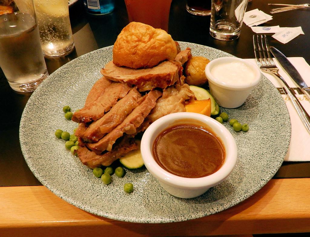 Roast Beef, Wentys, Sydney, NSW.