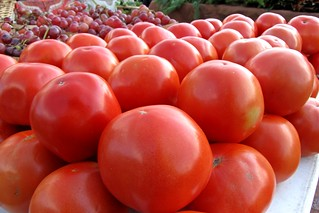 Tomatoes at Eastern Market