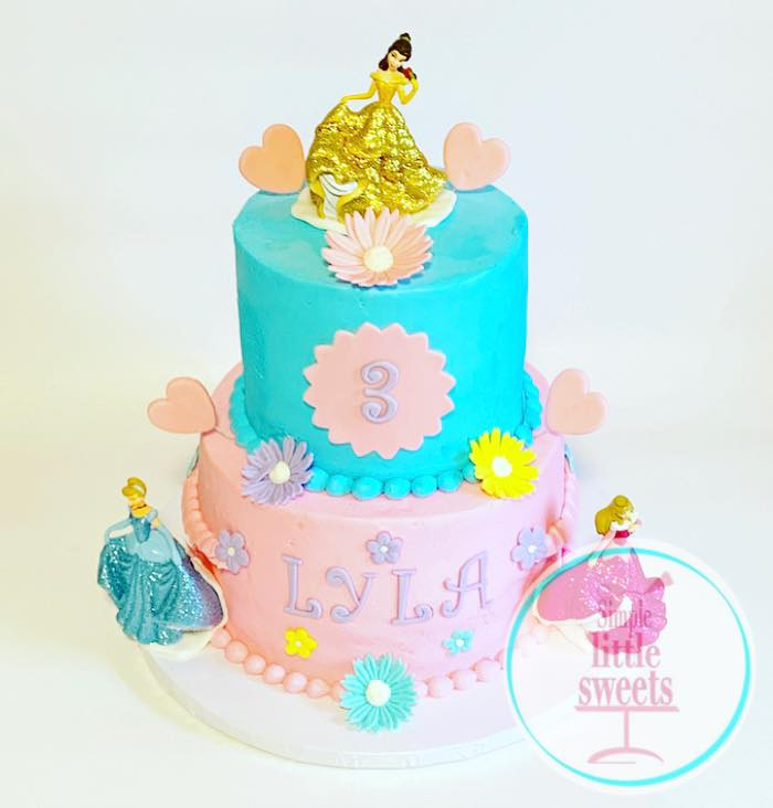 Cake by Simple Little Sweets
