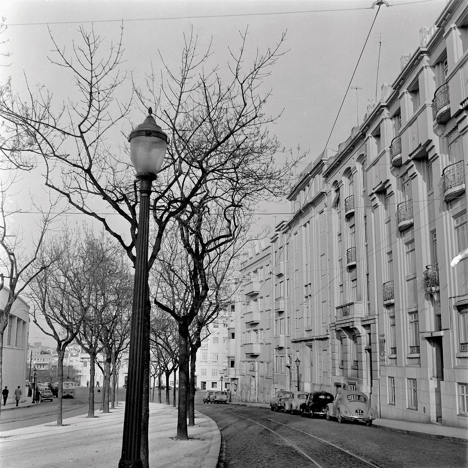 Av. Rovisco Paes, Lisboa (A. Madureira, 1963)